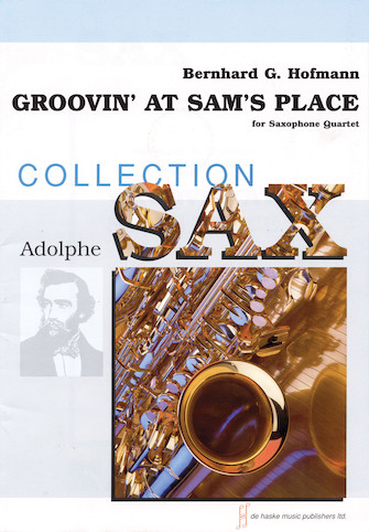 Product Cover for Groovin at Sam's Place