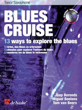 Blues Cruise - Tenor Sax | Hal Leonard Online