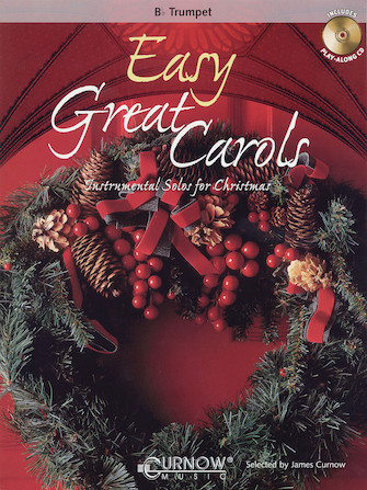 Product Cover for Easy Great Carols