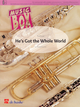 Product Cover for He's Got the Whole World