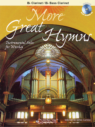 Product Cover for More Great Hymns (with Online Audio)