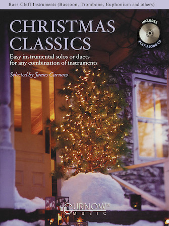Product Cover for Christmas Classics – Easy Instrumental Solos or Duets for Any Combination of Instruments
