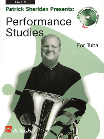 Product Cover for Patrick Sheridan Presents Performance Studies
