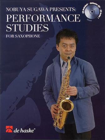 Product Cover for Nobuya Sugawa Presents Performance Studies