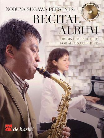 Product Cover for Nobuya Sugawa Presents Recital Album