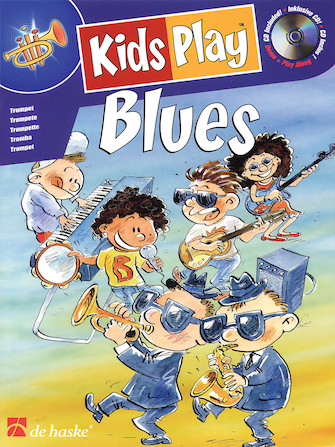 Product Cover for Kids Play Blues