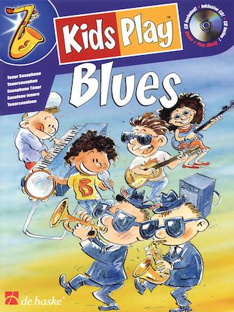 Kids Play Blues - Tenor Sax | Hal Leonard Online