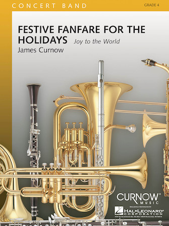 Product Cover for Festive Fanfare for the Holidays