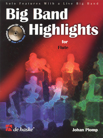 Product Cover for Big Band Highlights for Flute