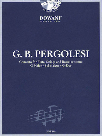 Product Cover for Concerto for Flute, Strings and Basso Continuo in G Major