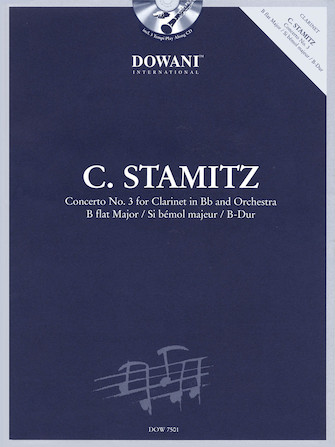Product Cover for Stamitz: Concerto No. 3 in B-Flat Major