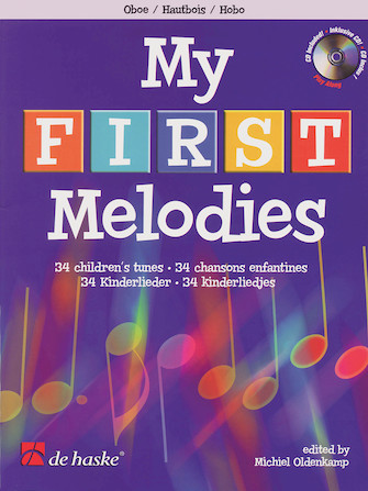 Product Cover for My First Melodies
