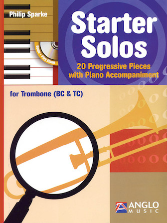 Product Cover for Starter Solos for Trombone (BC & TC)