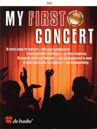 Product Cover for My First Concert – Flute