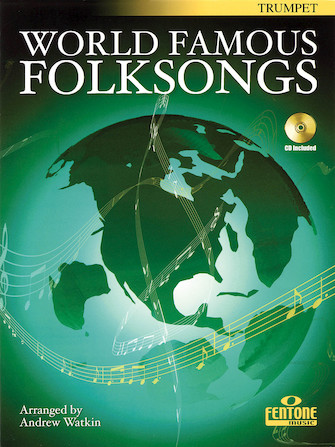 Product Cover for World Famous Folksongs