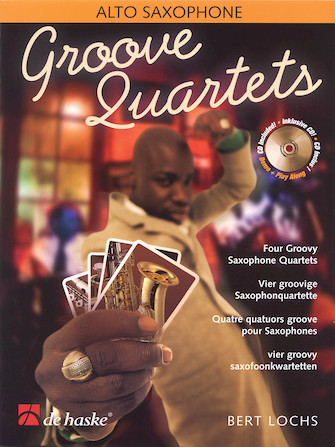 Product Cover for Groove Quartets
