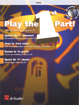 Product Cover for Play the 1st Part! – Flute