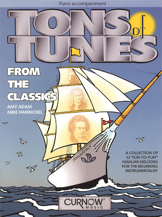 Product Cover for Tons of Tunes from the Classics