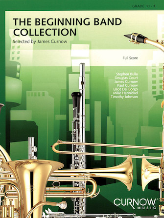 Product Cover for The Beginning Band Collection (Grade 0.5)