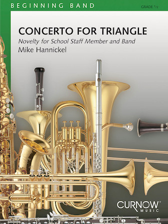 Product Cover for Concerto for Triangle and Band
