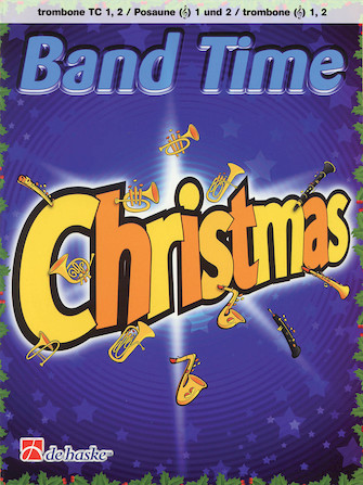 Product Cover for Band Time Christmas