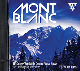 Product Cover for Mont-Blanc CD