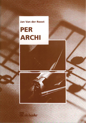 Product Cover for Per Archi