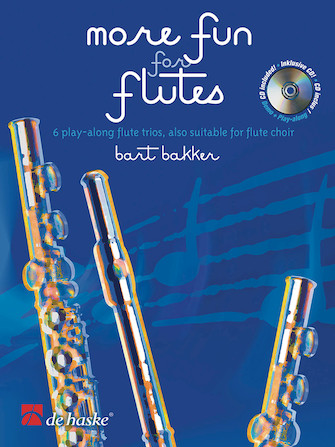 Product Cover for More Fun for Flutes