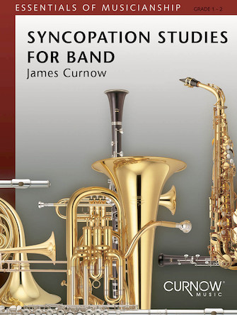 Product Cover for Syncopation Studies for Band