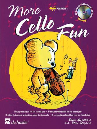 Product Cover for More Cello Fun