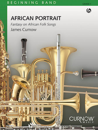Product Cover for African Portrait
