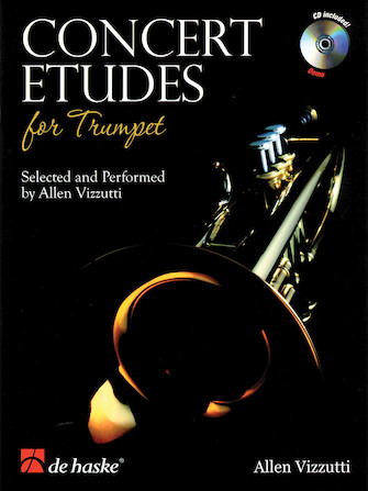 Product Cover for Concert Etudes for Trumpet