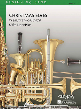 Product Cover for Christmas Elves in Santa's Workshop
