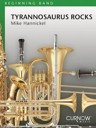 Product Cover for Tyrannosaurus Rocks