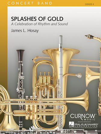 Product Cover for Splashes of Gold