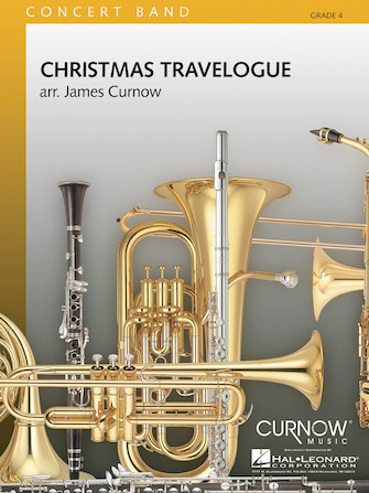 Product Cover for Christmas Travelogue