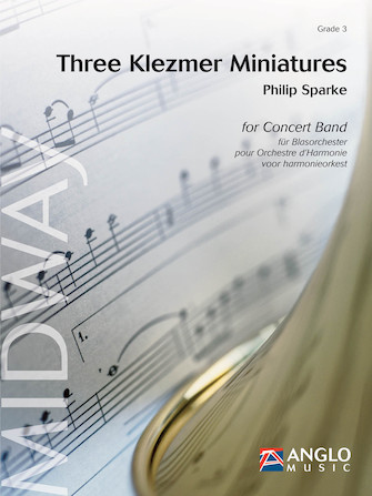 Product Cover for Three Klezmer Miniatures
