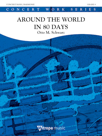 Product Cover for Around the World in 80 Days