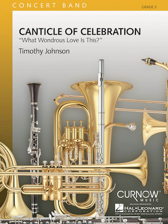 Product Cover for Canticle of Celebration