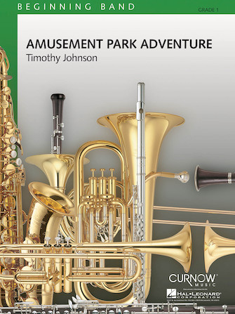 Product Cover for Amusement Park Adventure