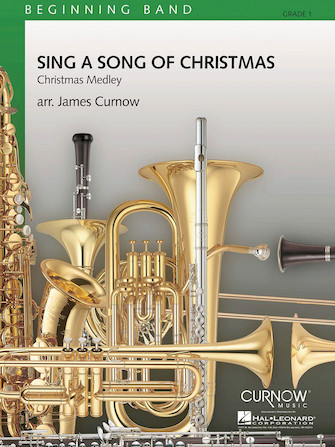 Product Cover for Sing a Song of Christmas