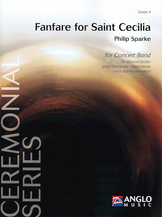 Product Cover for Fanfare for Saint Cecilia