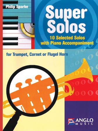 Product Cover for Super Solos for Trumpet, Cornet or Flugel Horn