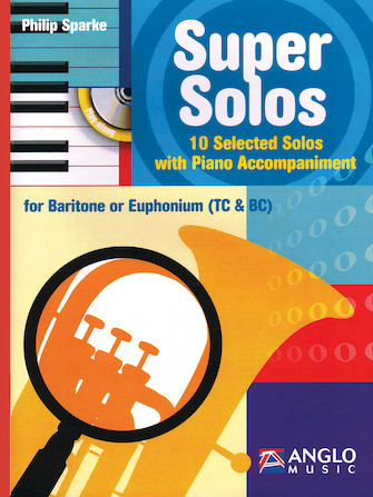 Product Cover for Super Solos for Baritone/Euphonium
