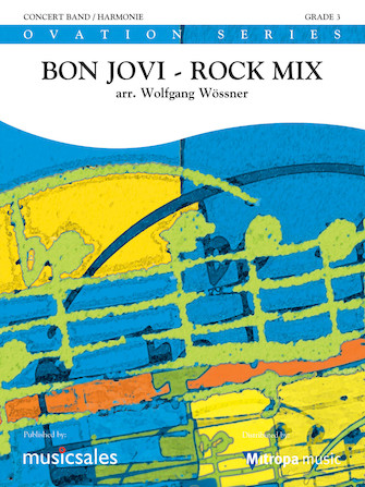 Product Cover for Bon Jovi Rock Mix