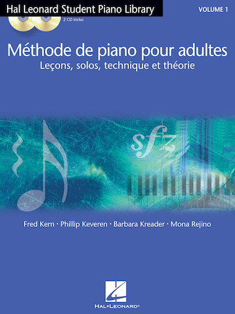 Product Cover for Methode De Piano Pour Adult