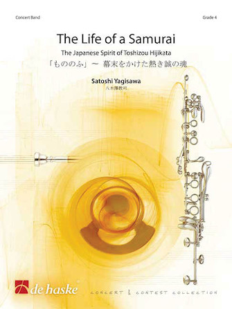 Product Cover for The Life of a Samurai