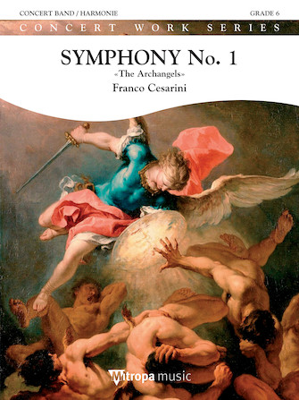 """Product Cover for Symphony No. 1 """"The Archangels"""""""