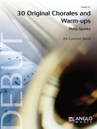 Product Cover for 30 Original Chorales and Warm-Ups