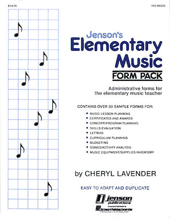 Product Cover for Elementary Music Form Pack (Resource)